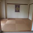 I様邸 和室の畳交換、襖・障子張替工事